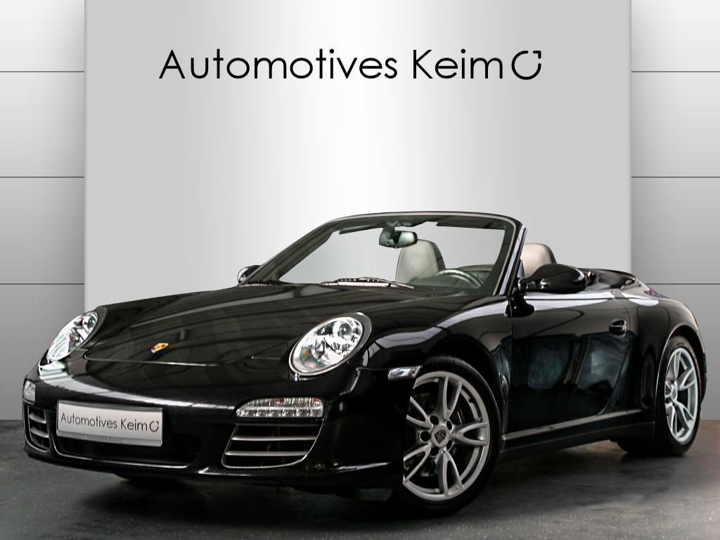 PORSCHE 997 911 Carrera 4 Cabrio