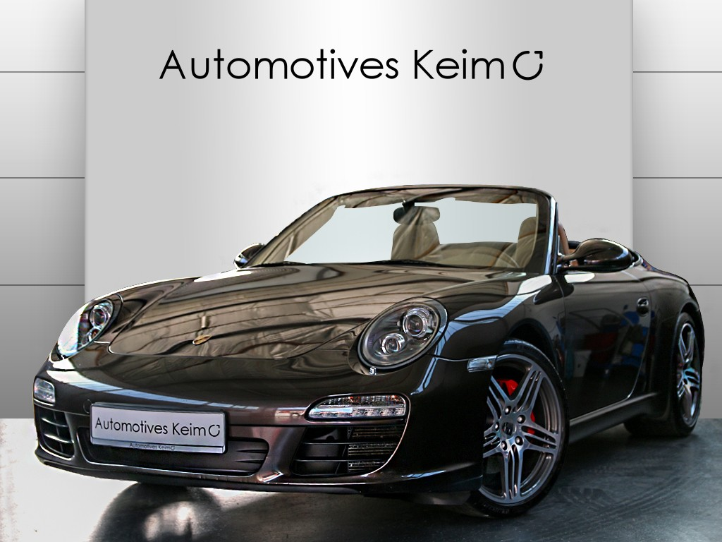 PORSCHE 997 911 S Cabrio 3.8