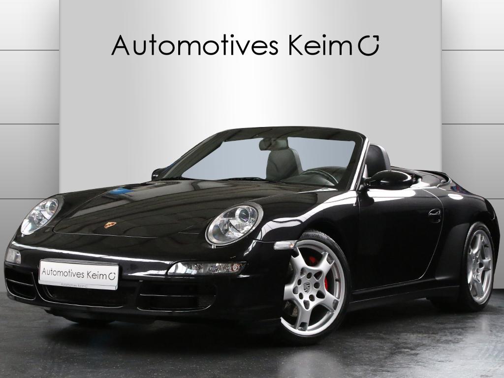 PORSCHE 911 997 4S Cabriolet