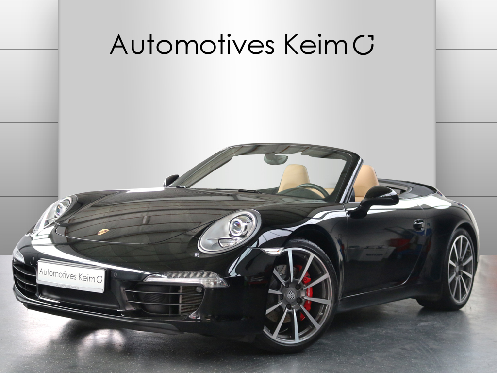 PORSCHE 991 911 S %20Cabrio Automotives Keim GmbH 63500 Seligenstadt Www.automotives Keim.de Oliver%20keim 503