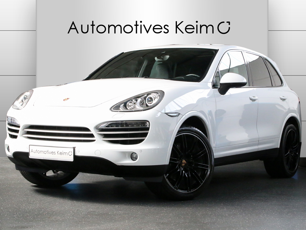 PORSCHE CAYENNE DIESEL Automotives Keim GmbH 63500 Seligenstadt Www.automotives Keim.de Oliver Keim 2298