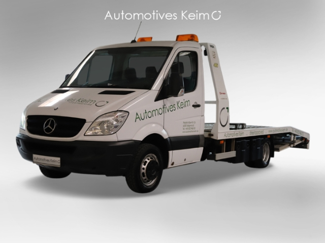 Mercedes Benz Sprinter Automotives Keim GmbH 63500 Seligenstadt Www.automotives Keim.de N391412 01