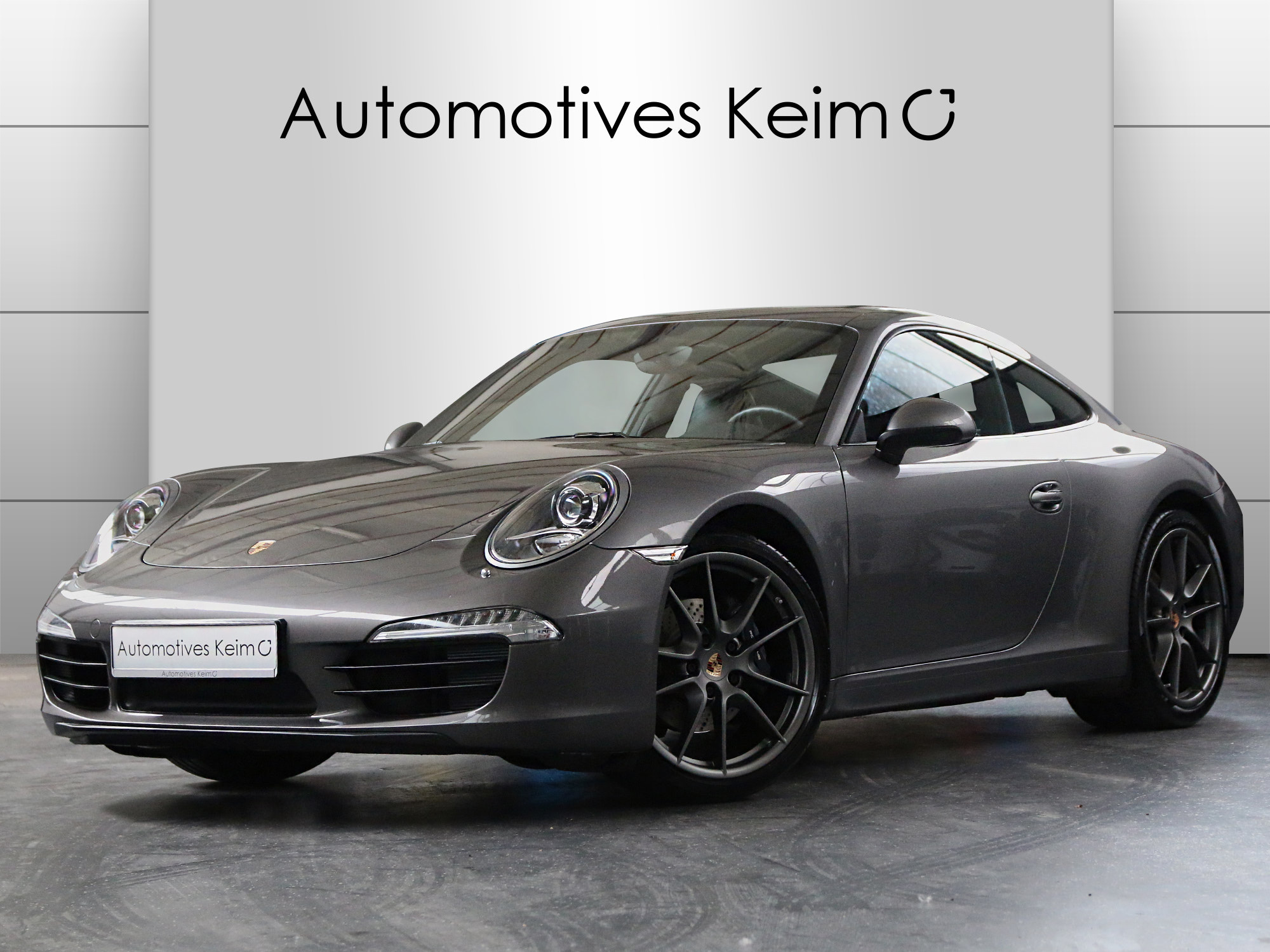 PORSCHE 911 991 COUPE Automotives Keim GmbH 63500 Seligenstadt Www.automotives Keim.de Oliver Keim 000246