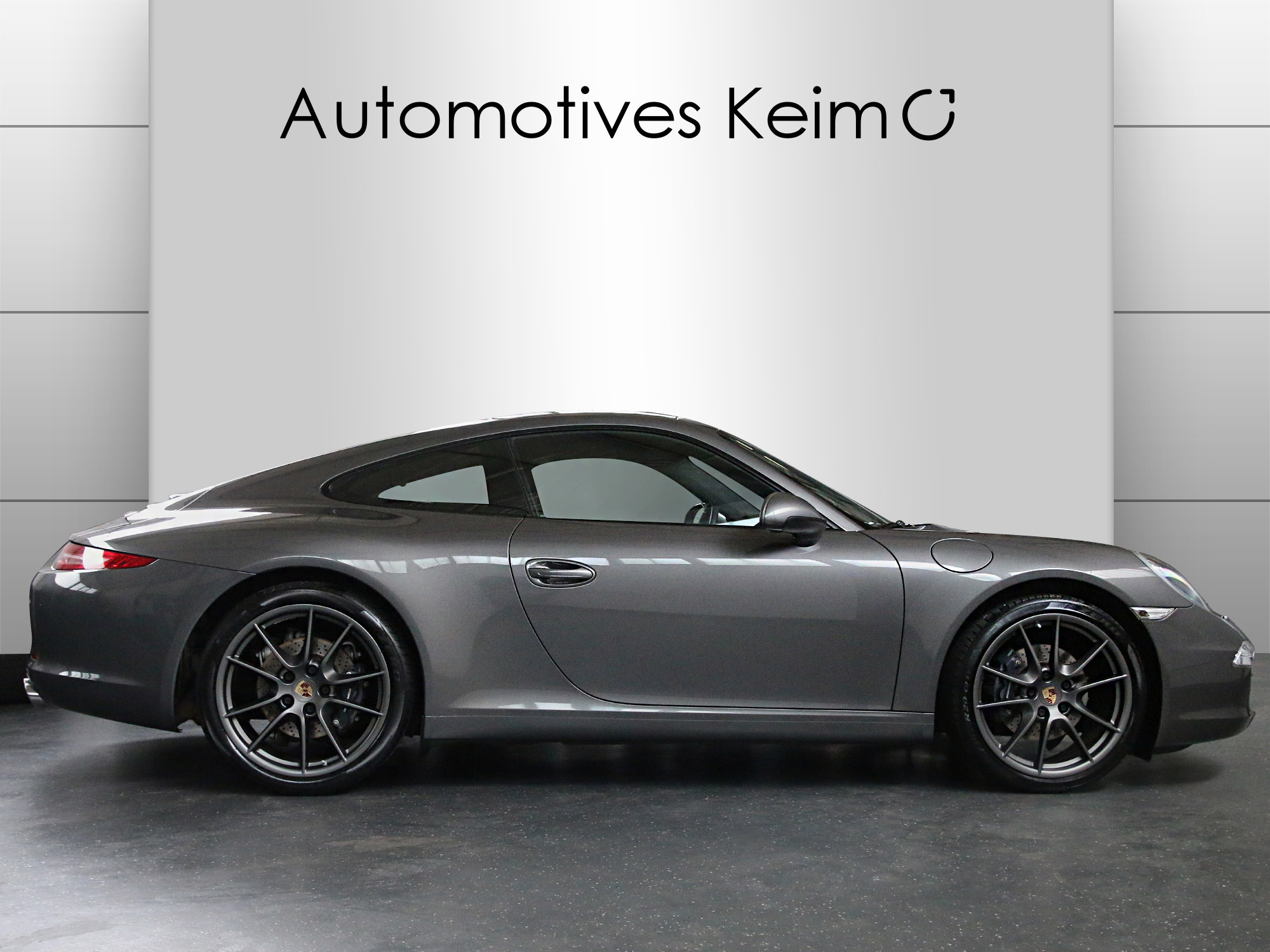 PORSCHE 911 991 COUPE Automotives Keim GmbH 63500 Seligenstadt Www.automotives Keim.de Oliver Keim 000248