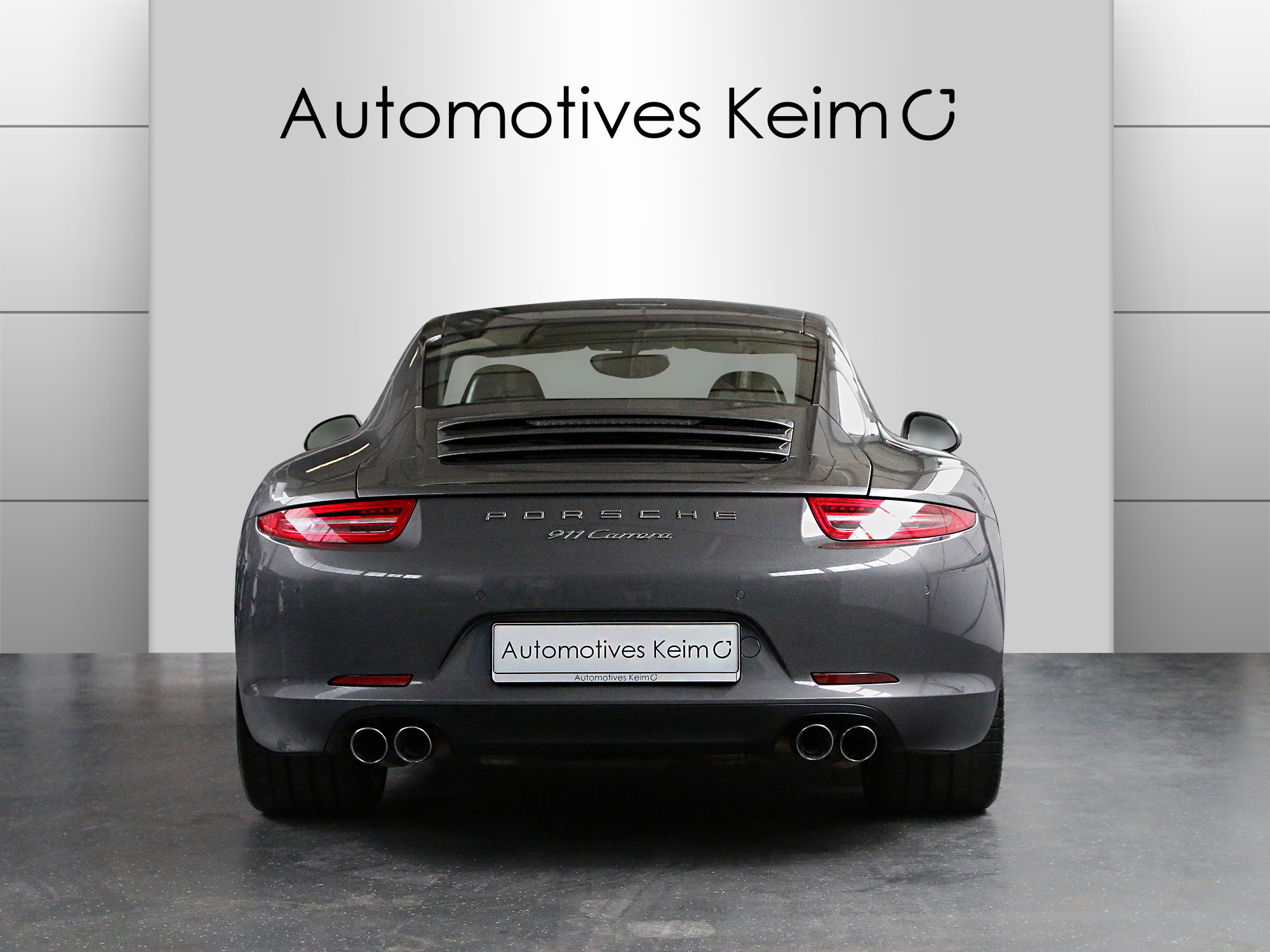 PORSCHE 911 991 COUPE Automotives Keim GmbH 63500 Seligenstadt Www.automotives Keim.de Oliver Keim 000249