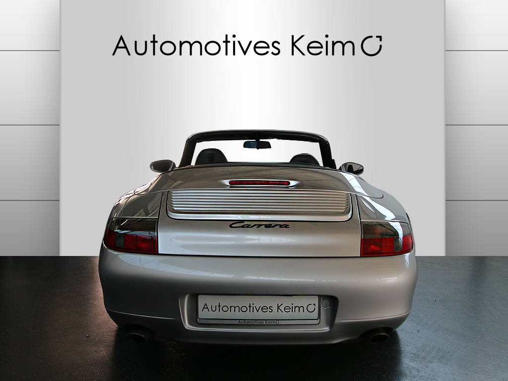 PORSCHE 911 996 CABRIO Automotives Keim GmbH 63500 Seligenstadt Www.automotives Keim.de Oliver Keim 2042