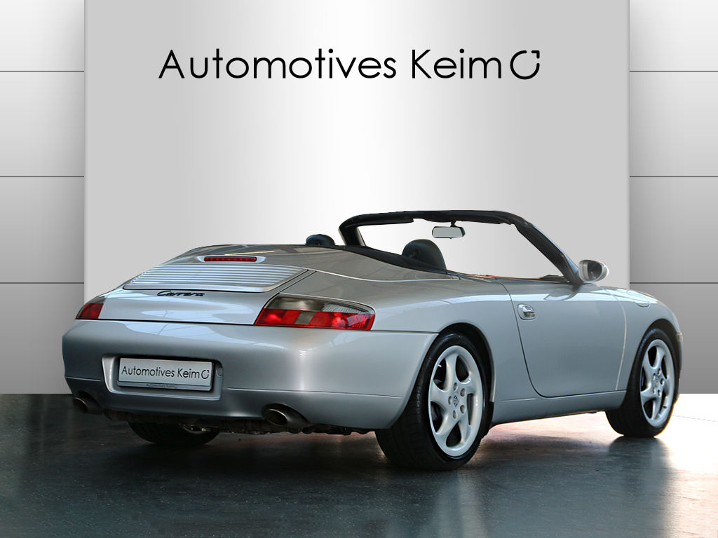 PORSCHE 911 996 CABRIO Automotives Keim GmbH 63500 Seligenstadt Www.automotives Keim.de Oliver Keim 2043
