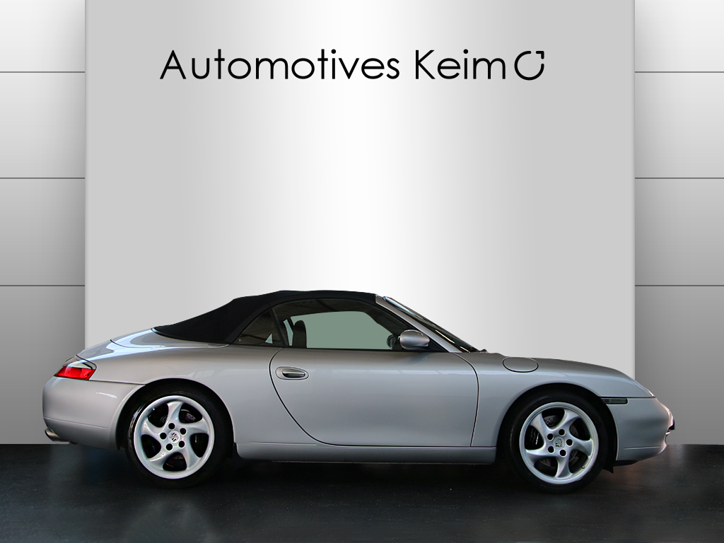 PORSCHE 911 996 CABRIO Automotives Keim GmbH 63500 Seligenstadt Www.automotives Keim.de Oliver Keim 2046