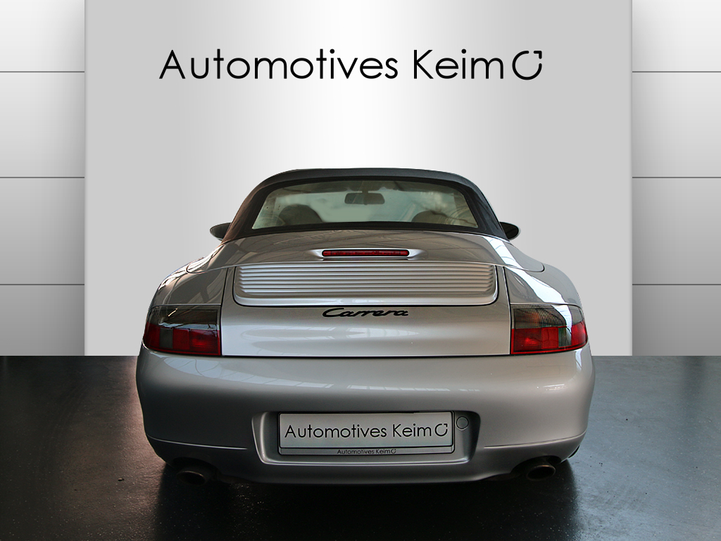 PORSCHE 911 996 CABRIO Automotives Keim GmbH 63500 Seligenstadt Www.automotives Keim.de Oliver Keim 2047