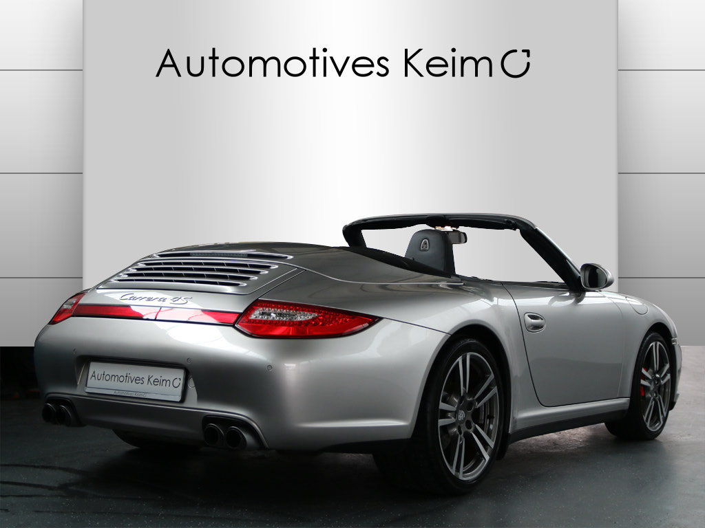 PORSCHE 911 997 4S CABRIO Automotives Keim GmbH 63500 Seligenstadt Www.automotives Keim.de Oliver Keim 1162v