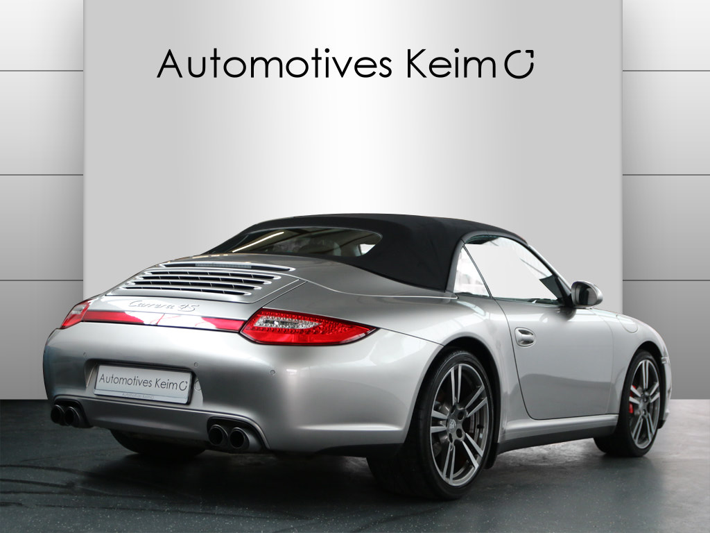PORSCHE 911 997 4S CABRIO Automotives Keim GmbH 63500 Seligenstadt Www.automotives Keim.de Oliver Keim 1163v