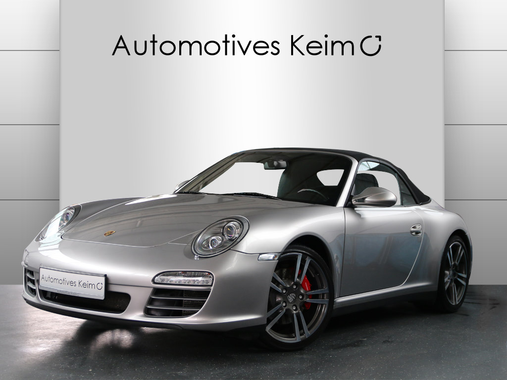 PORSCHE 911 997 4S CABRIO Automotives Keim GmbH 63500 Seligenstadt Www.automotives Keim.de Oliver Keim 1164v