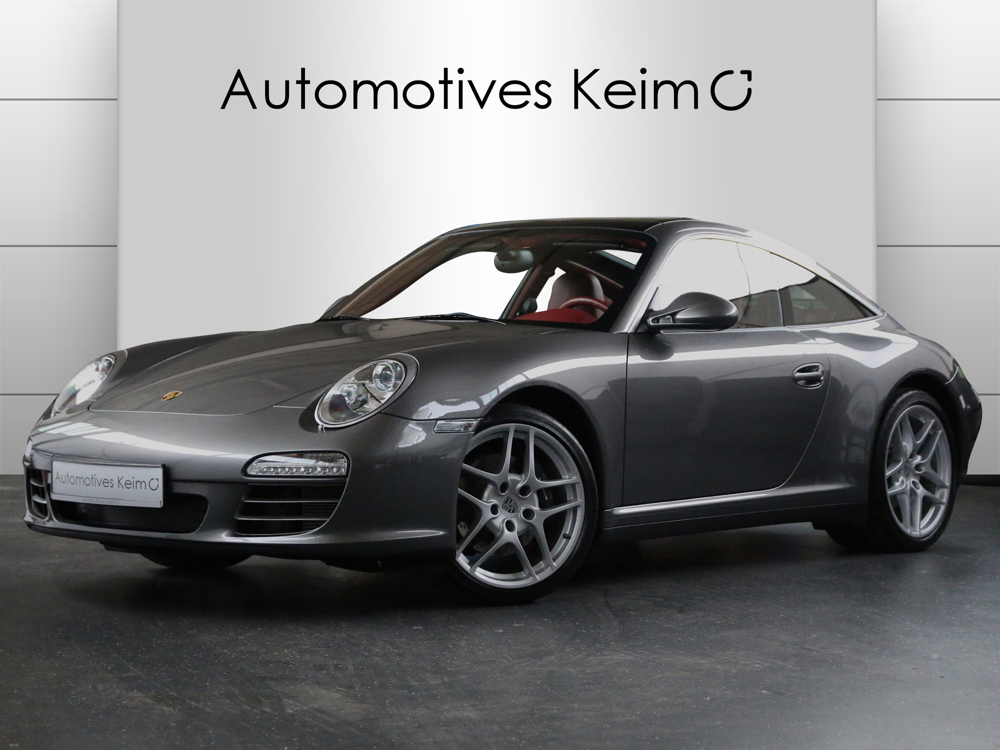 PORSCHE 911 997 Automotives Keim GmbH 63500 Seligenstadt Www.automotives Keim.de Oliver Keim 000025