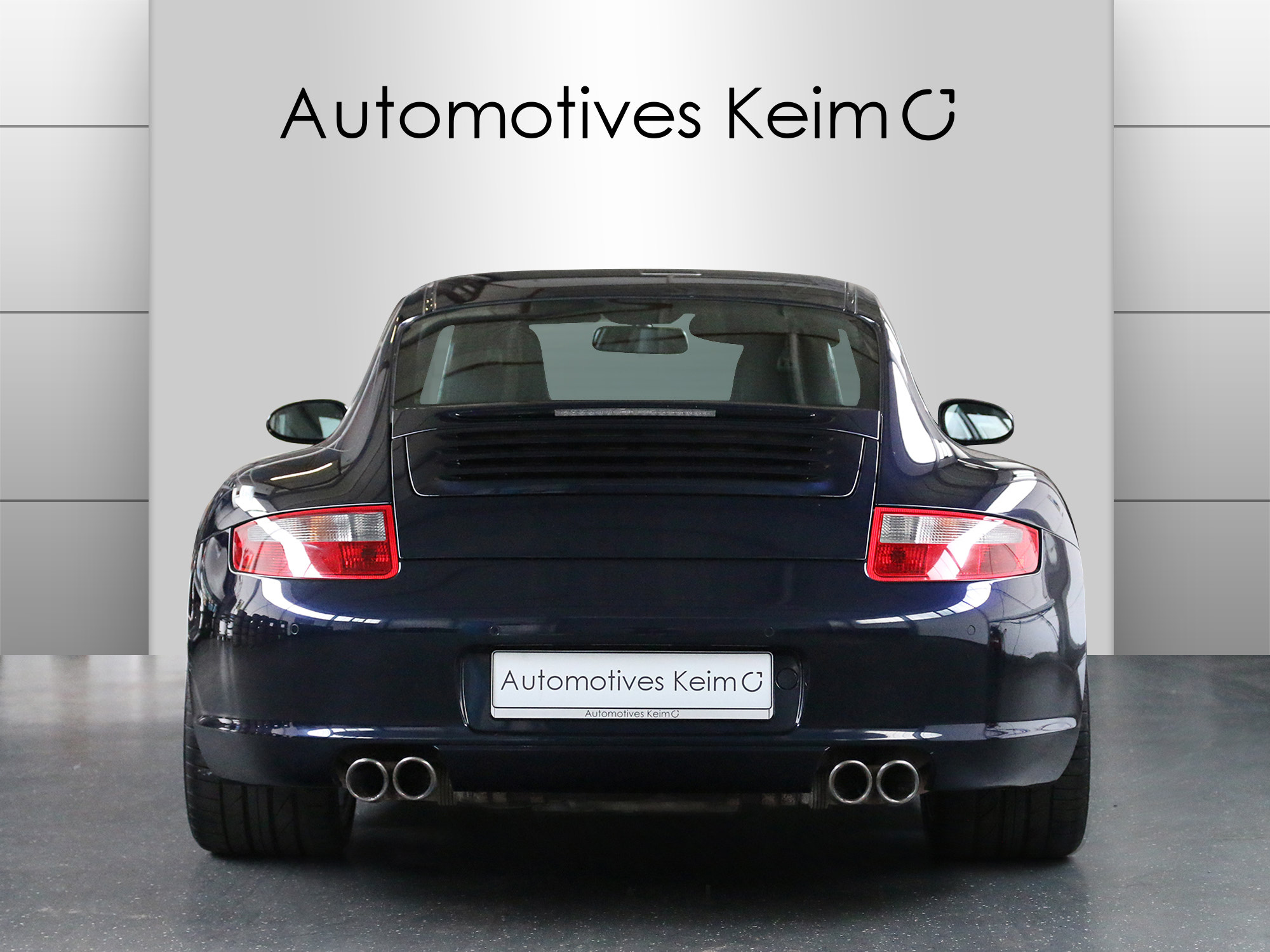 PORSCHE 911 997 Automotives Keim GmbH 63500 Seligenstadt Www.automotives Keim.de Oliver Keim 000138