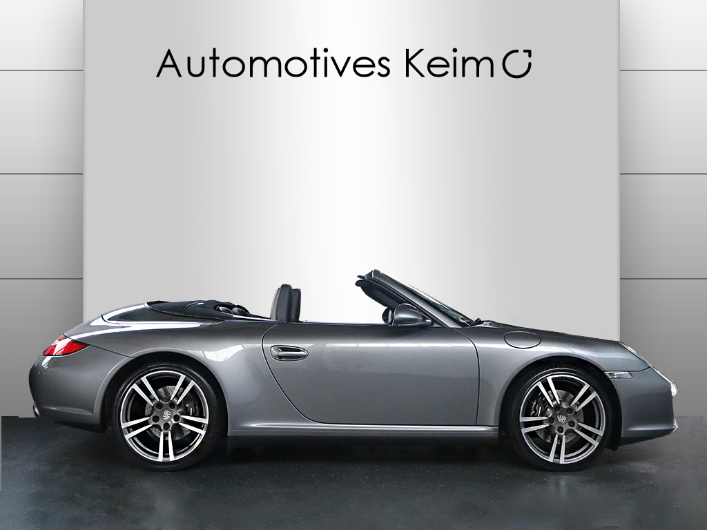 PORSCHE 911 997 CABRIOLET Automotives Keim GmbH 63500 Seligenstadt Www.automotives Keim.de Oliver Keim 1689