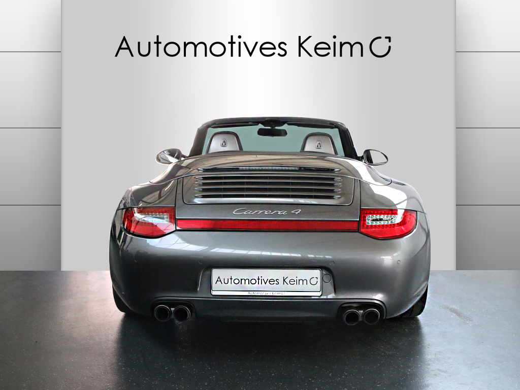 PORSCHE 911 997 CABRIOLET Automotives Keim GmbH 63500 Seligenstadt Www.automotives Keim.de Oliver Keim 1690