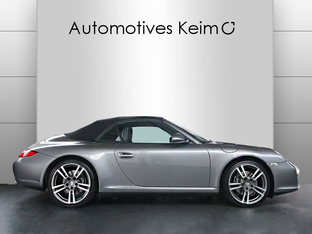 PORSCHE 911 997 CABRIOLET Automotives Keim GmbH 63500 Seligenstadt Www.automotives Keim.de Oliver Keim 1693