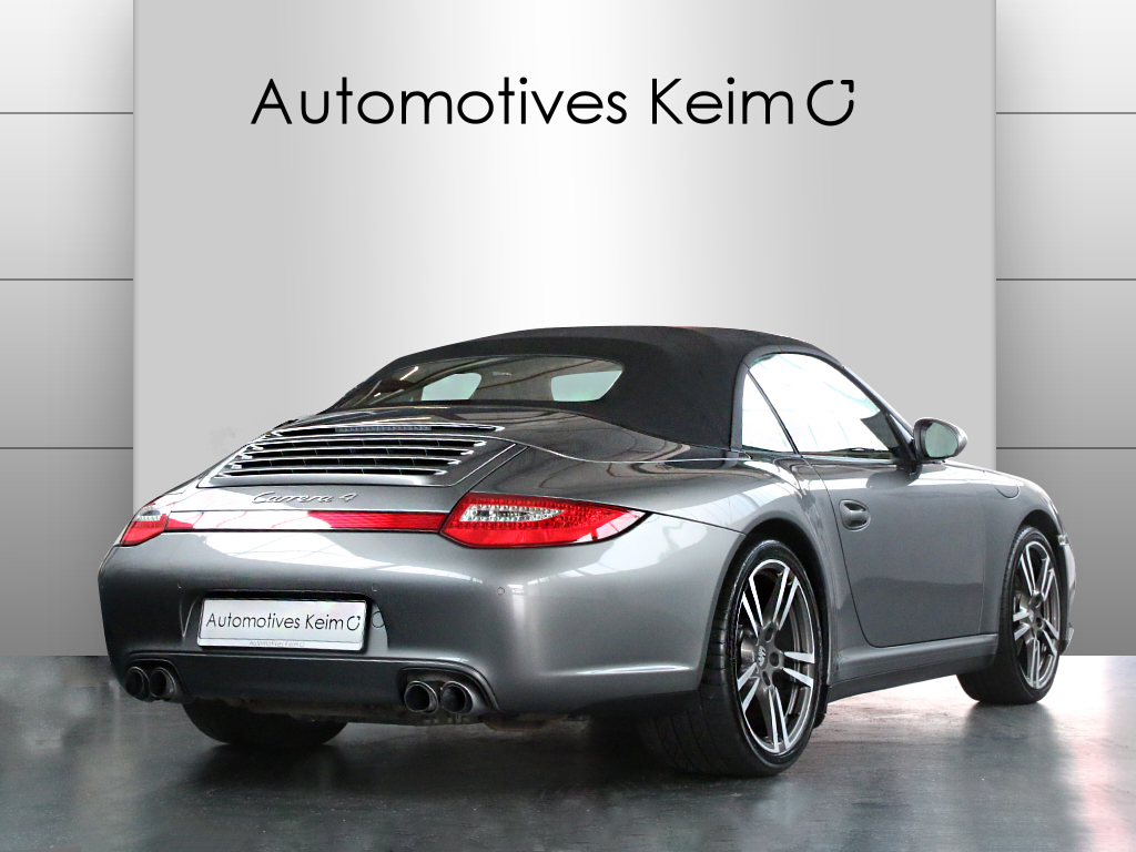 PORSCHE 911 997 CABRIOLET Automotives Keim GmbH 63500 Seligenstadt Www.automotives Keim.de Oliver Keim 1694
