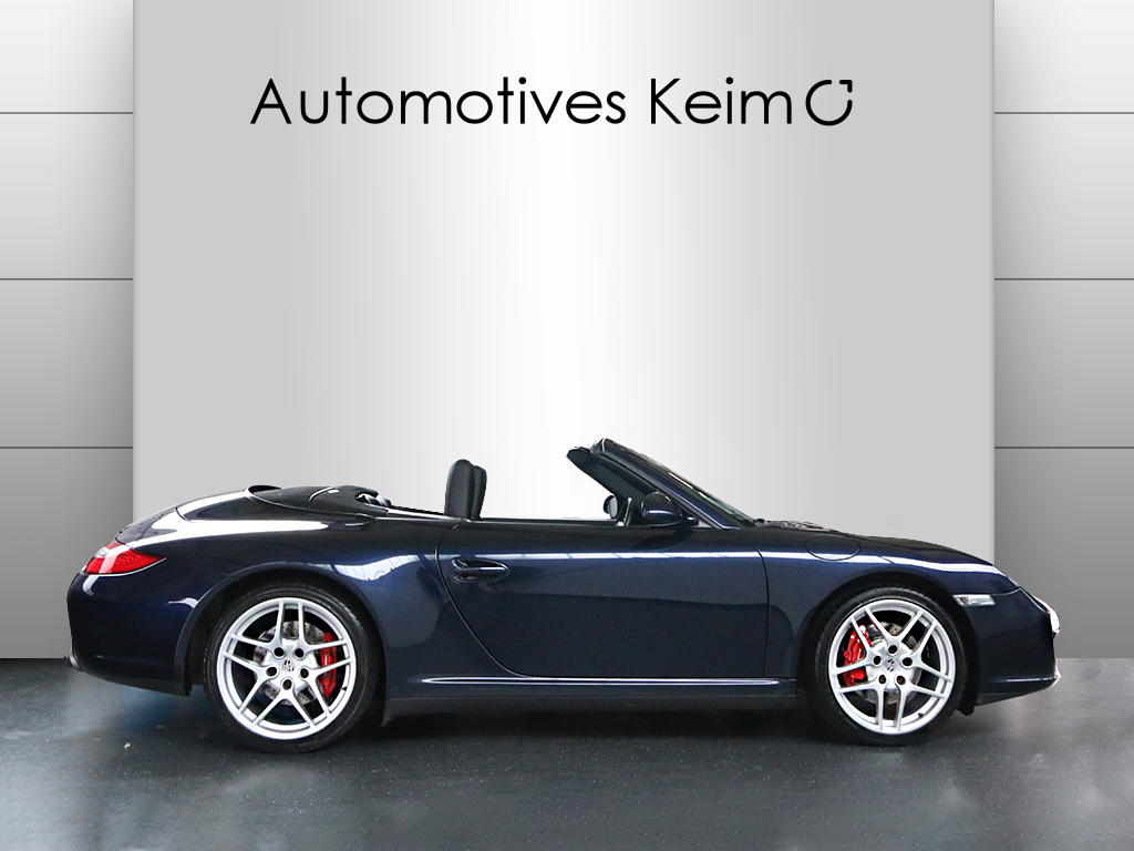PORSCHE 911 997 CABRIOLET Automotives Keim GmbH 63500 Seligenstadt Www.automotives Keim.de Oliver Keim 1716