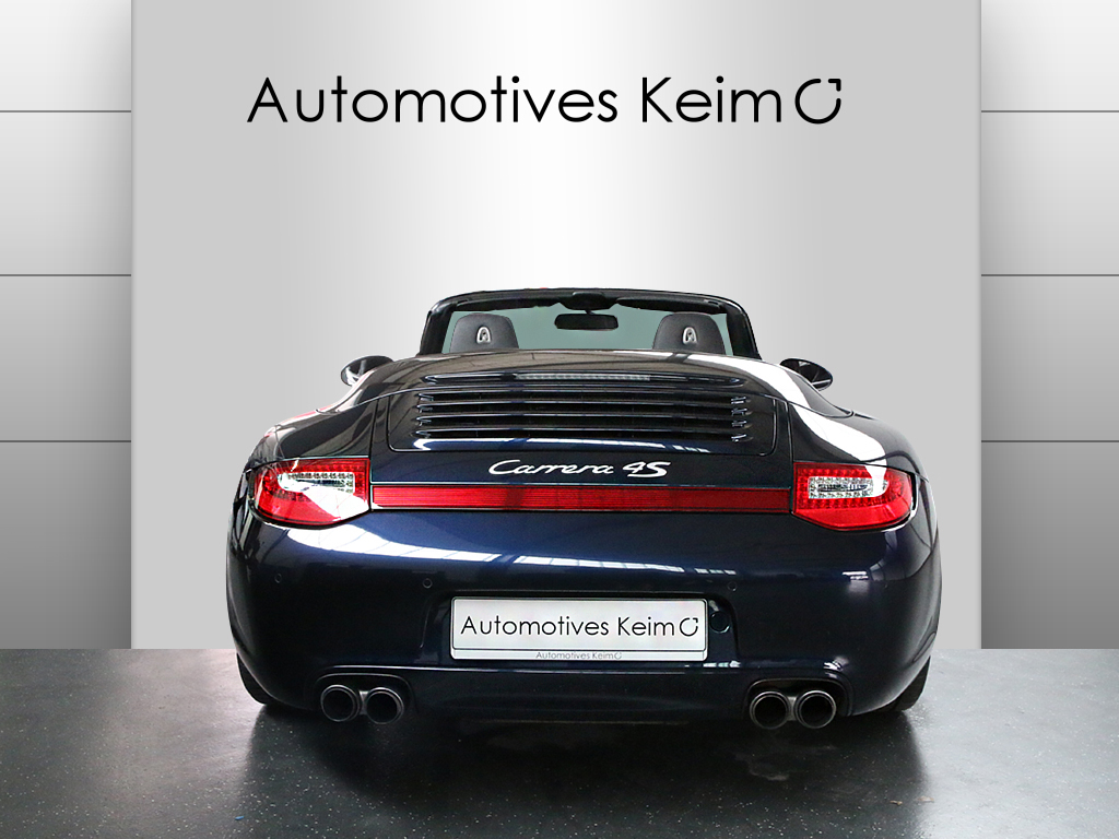 PORSCHE 911 997 CABRIOLET Automotives Keim GmbH 63500 Seligenstadt Www.automotives Keim.de Oliver Keim 1717