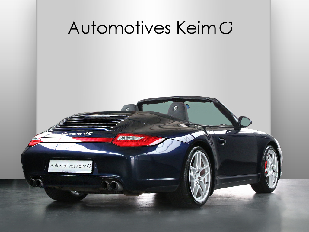 PORSCHE 911 997 CABRIOLET Automotives Keim GmbH 63500 Seligenstadt Www.automotives Keim.de Oliver Keim 1718