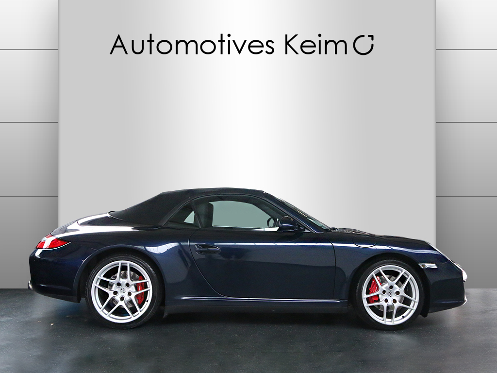 PORSCHE 911 997 CABRIOLET Automotives Keim GmbH 63500 Seligenstadt Www.automotives Keim.de Oliver Keim 1720