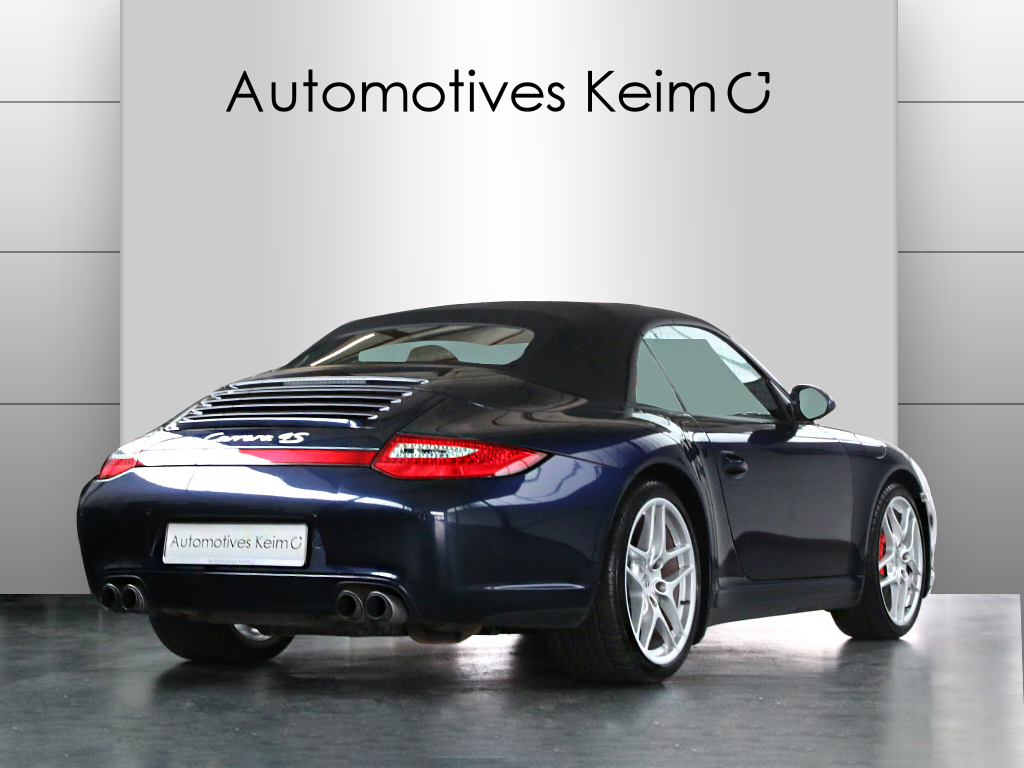 PORSCHE 911 997 CABRIOLET Automotives Keim GmbH 63500 Seligenstadt Www.automotives Keim.de Oliver Keim 1721