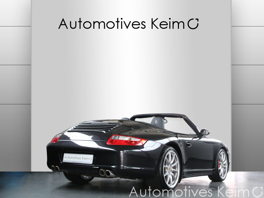 PORSCHE 911 997 CABRIOLET Automotives Keim GmbH 63500 Seligenstadt Www.automotives Keim.de Oliver Keim 1884