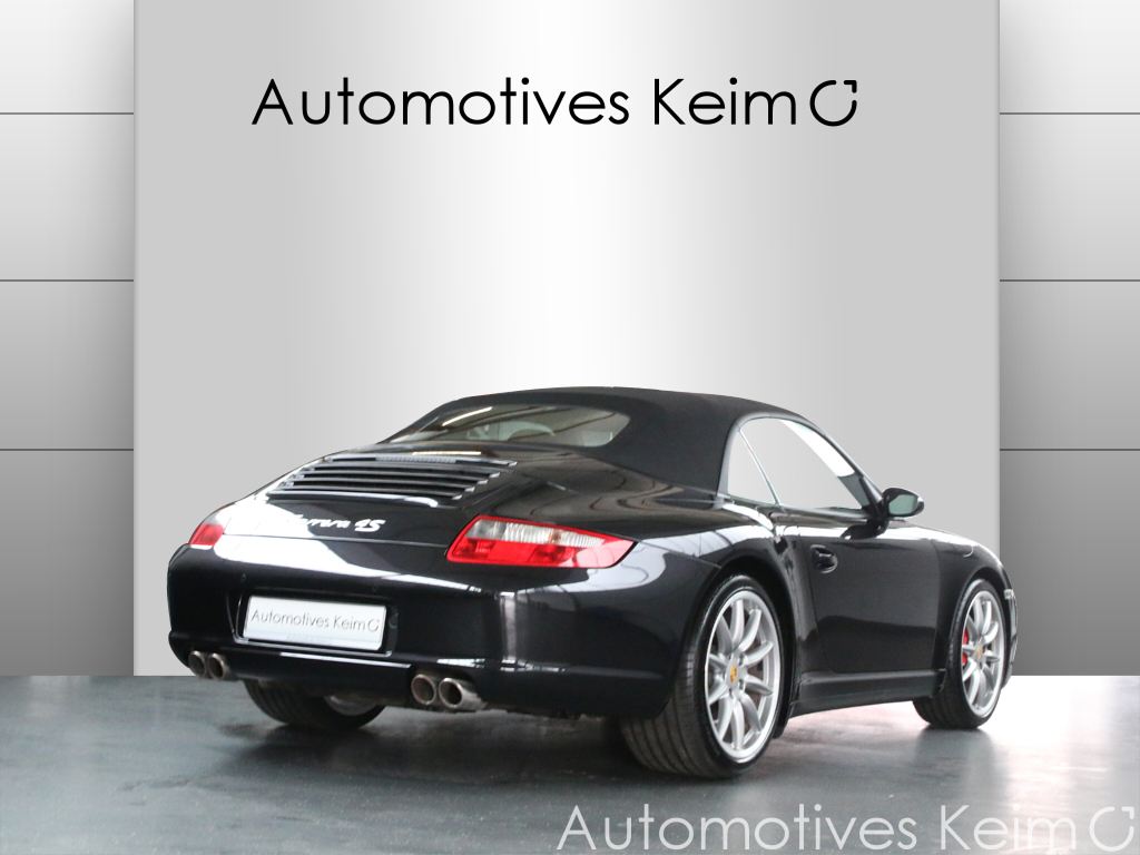 PORSCHE 911 997 CABRIOLET Automotives Keim GmbH 63500 Seligenstadt Www.automotives Keim.de Oliver Keim 1887