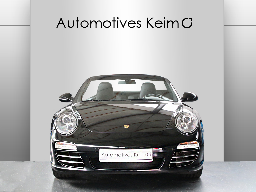 PORSCHE 911 997 CABRIOLET Automotives Keim GmbH 63500 Seligenstadt Www.automotives Keim.de Oliver Keim 1968