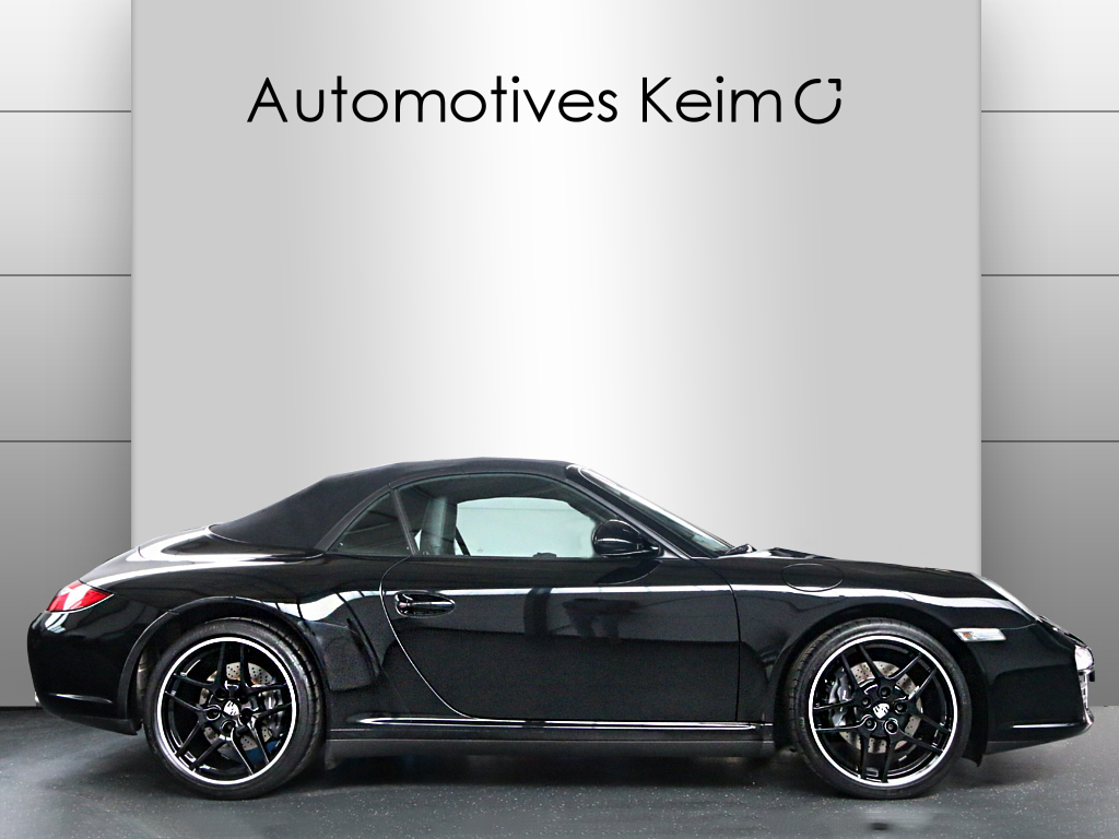 PORSCHE 911 997 CABRIOLET Automotives Keim GmbH 63500 Seligenstadt Www.automotives Keim.de Oliver Keim 1973