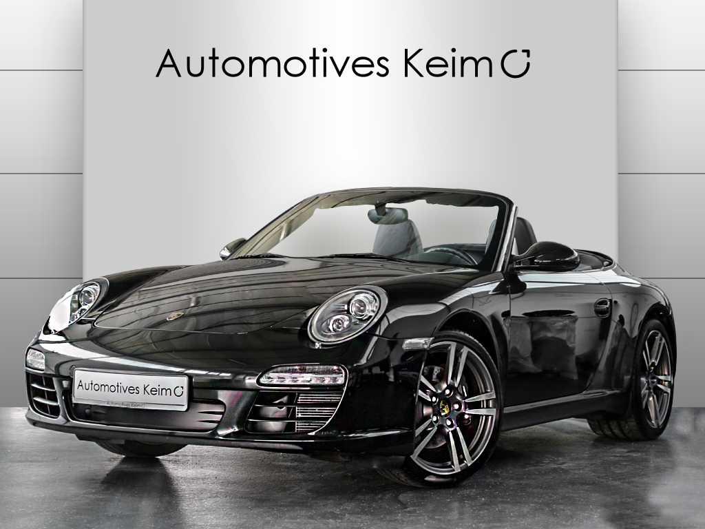 PORSCHE 911 997 CABRIO BLACK EDITION Automotives Keim GmbH 63500 Seligenstadt Www.automotives Keim.de Oliver Keim 2007