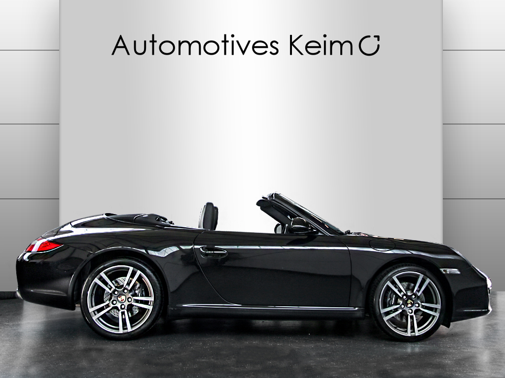 PORSCHE 911 997 CABRIO BLACK EDITION Automotives Keim GmbH 63500 Seligenstadt Www.automotives Keim.de Oliver Keim 2009