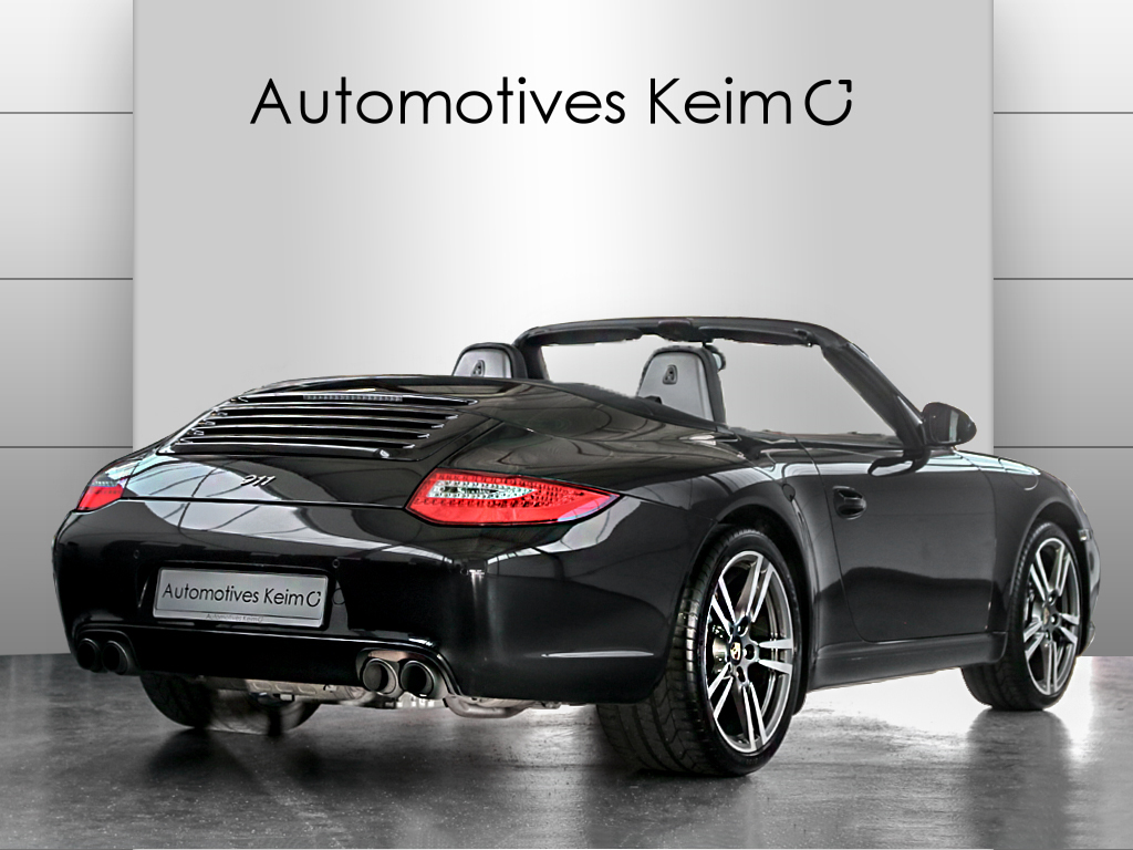 PORSCHE 911 997 CABRIO BLACK EDITION Automotives Keim GmbH 63500 Seligenstadt Www.automotives Keim.de Oliver Keim 2010