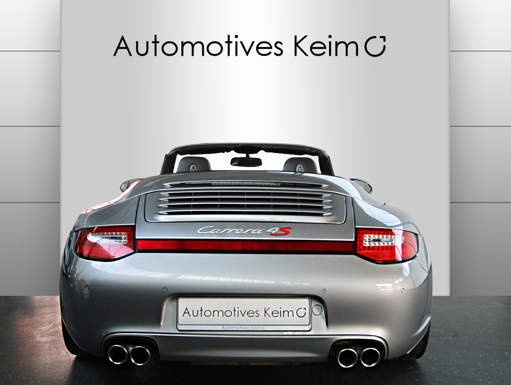 PORSCHE 911 997 CARRERA 4S Automotives Keim GmbH 63500 Seligenstadt Www.automotives Keim.de Oliver Keim 1608
