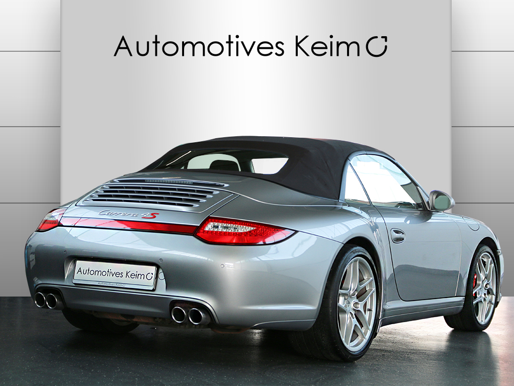 PORSCHE 911 997 CARRERA 4S Automotives Keim GmbH 63500 Seligenstadt Www.automotives Keim.de Oliver Keim 1609