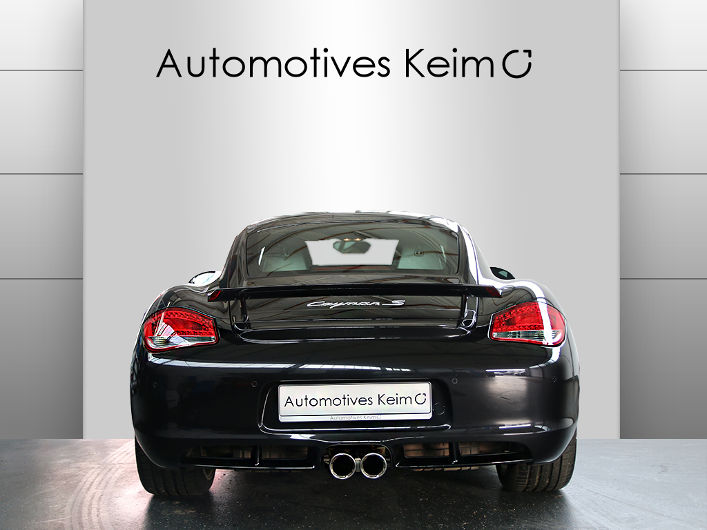 PORSCHE 987 Cayman S Automotives Keim GmbH 63500 Seligenstadt Www.automotives Keim.de Oliver Keim 153054