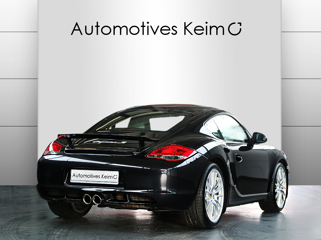 PORSCHE 987 Cayman S Automotives Keim GmbH 63500 Seligenstadt Www.automotives Keim.de Oliver Keim 153185