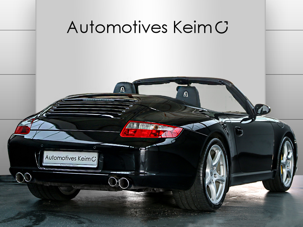 PORSCHE 997 911 Carrera S CABRIO Automotives Keim GmbH 63500 Seligenstadt Www.automotives Keim.de Oliver Keim 1502