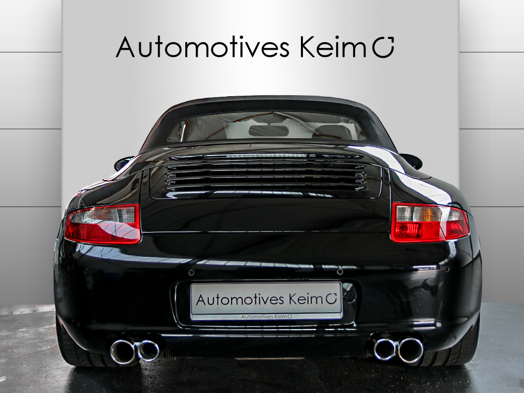 PORSCHE 997 911 Carrera S CABRIO Automotives Keim GmbH 63500 Seligenstadt Www.automotives Keim.de Oliver Keim 1503