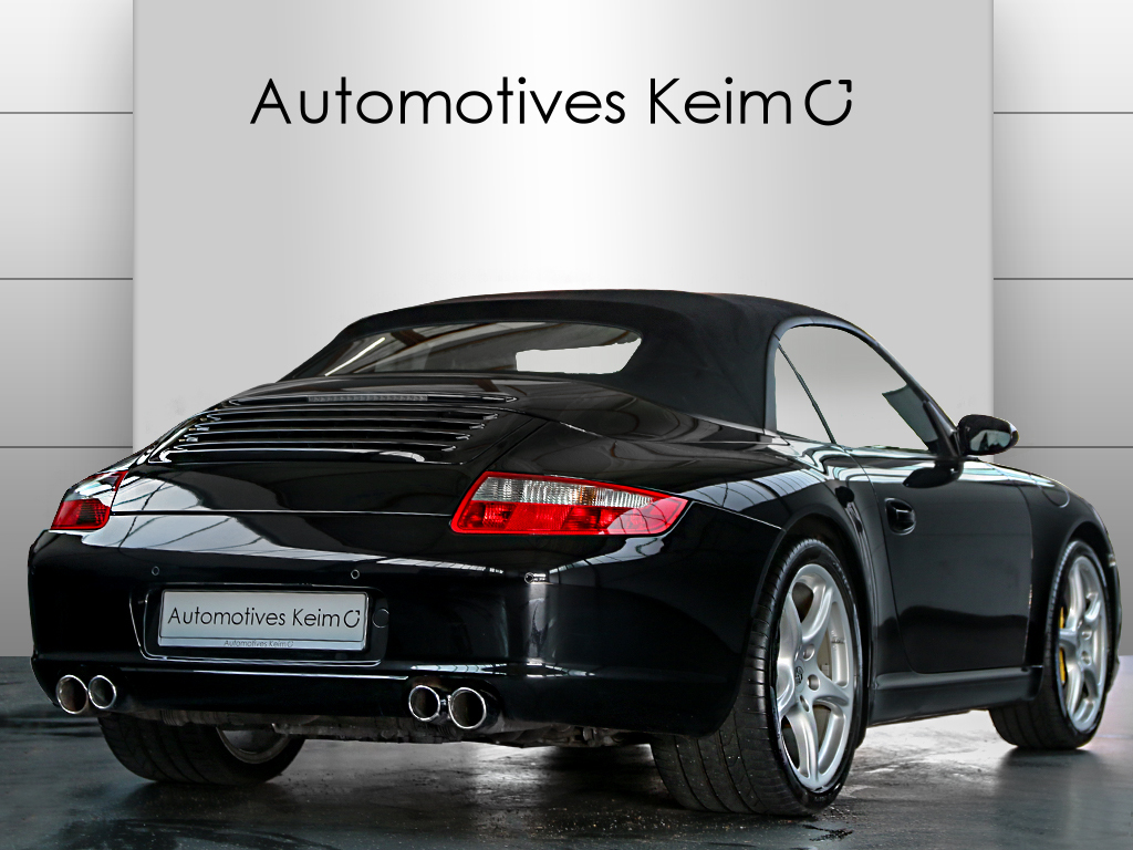 PORSCHE 997 911 Carrera S CABRIO Automotives Keim GmbH 63500 Seligenstadt Www.automotives Keim.de Oliver Keim 1506