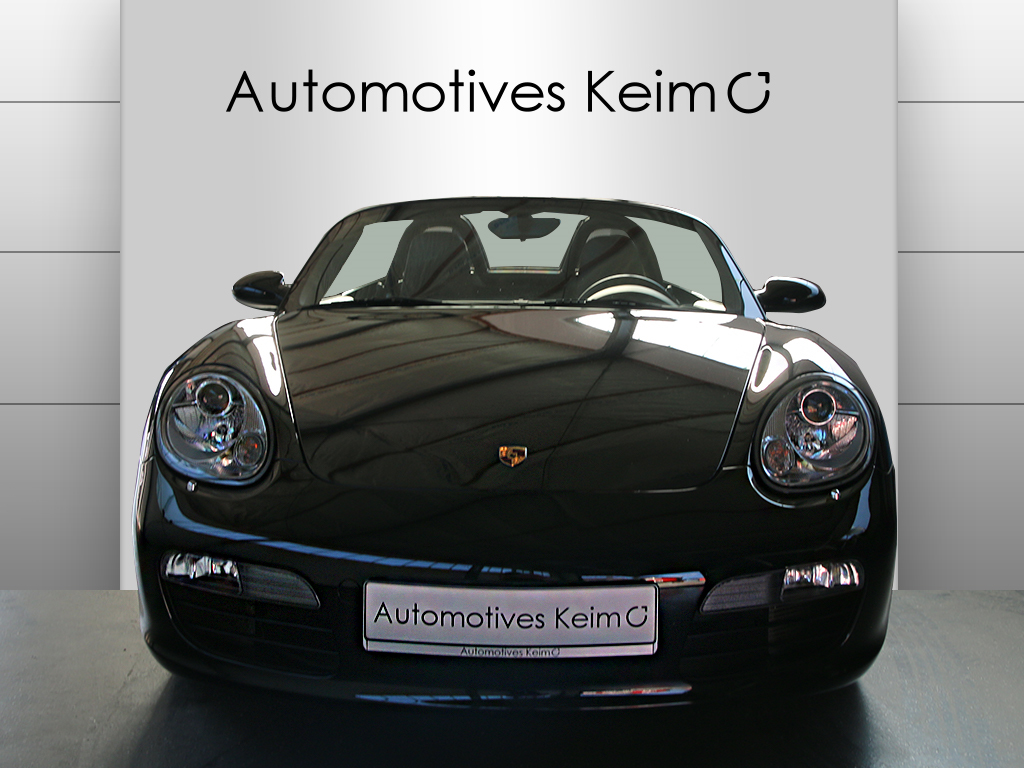 PORSCHE Boxster 987 Automotives Keim GmbH 63500 Seligenstadt Www.automotives Keim.de Oliver Keim 1761