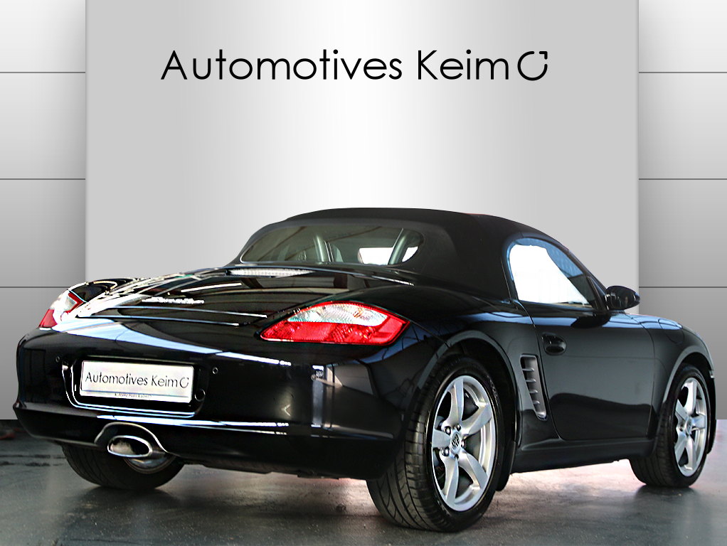 PORSCHE Boxster 987 Automotives Keim GmbH 63500 Seligenstadt Www.automotives Keim.de Oliver Keim 1767