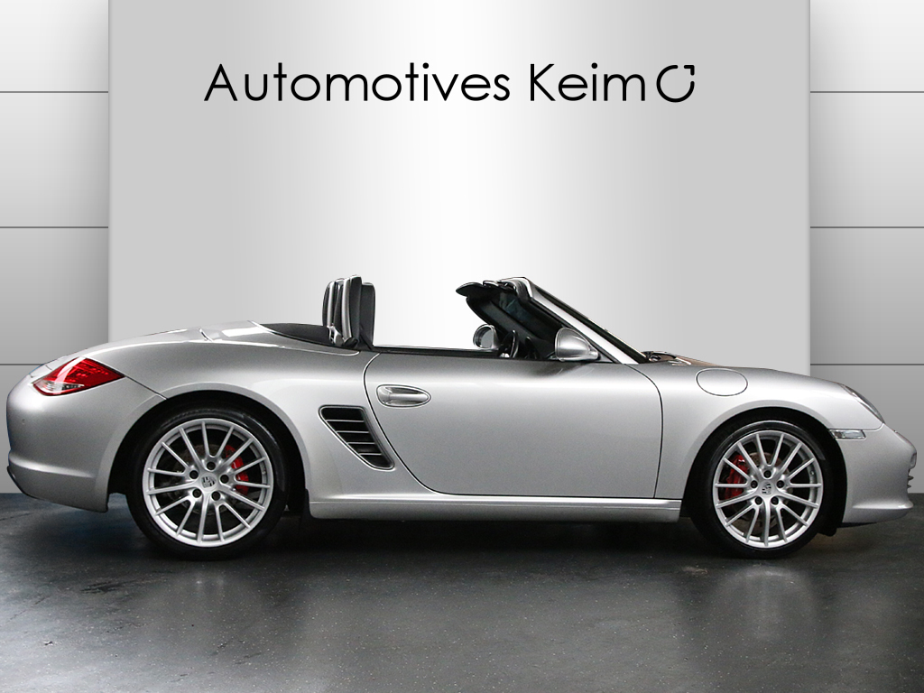 PORSCHE Boxster 987 Automotives Keim GmbH 63500 Seligenstadt Www.automotives Keim.de Oliver Keim 2999