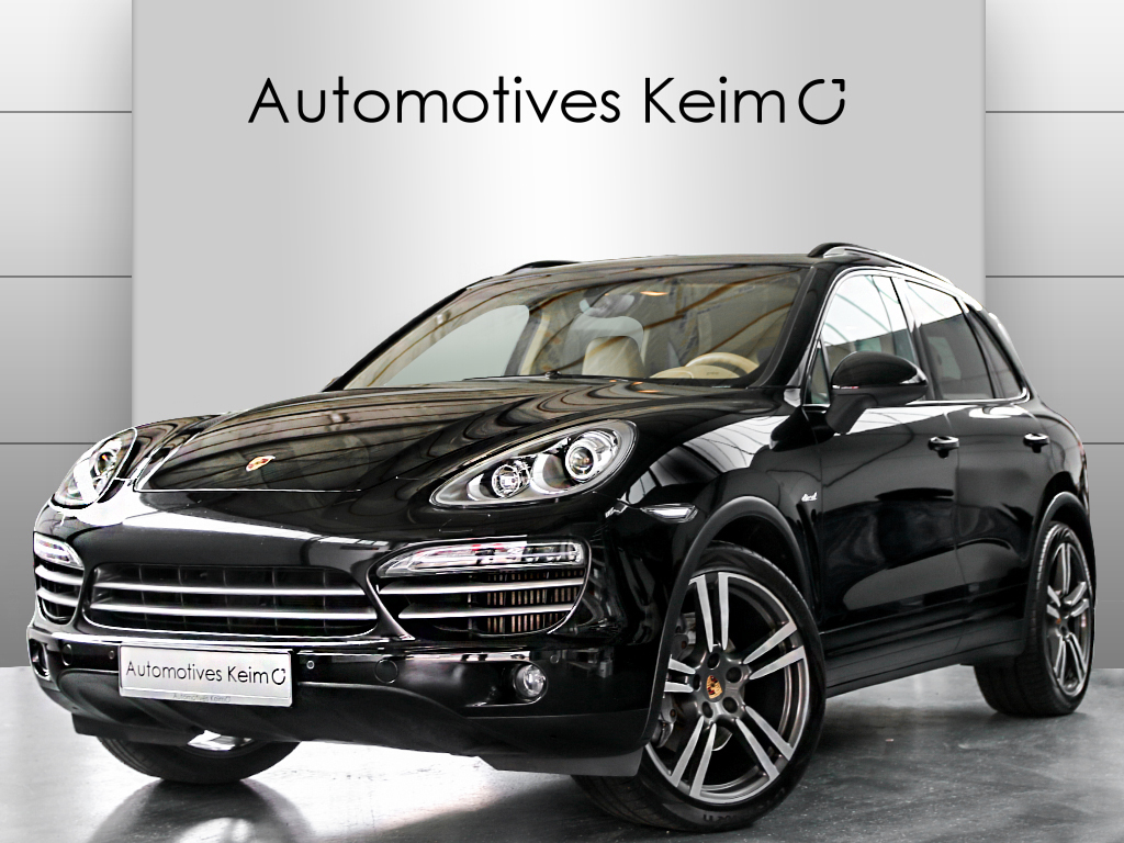 PORSCHE CAYENNE DIESEL Automotives Keim GmbH 63500 Seligenstadt Www.automotives Keim.de Oliver Keim 2068