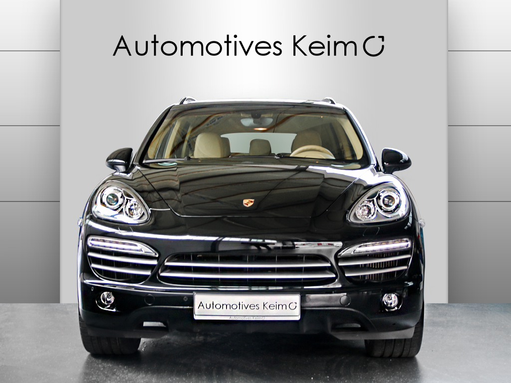 PORSCHE CAYENNE DIESEL Automotives Keim GmbH 63500 Seligenstadt Www.automotives Keim.de Oliver Keim 2069