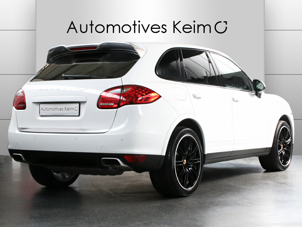 PORSCHE CAYENNE DIESEL Automotives Keim GmbH 63500 Seligenstadt Www.automotives Keim.de Oliver Keim 2302