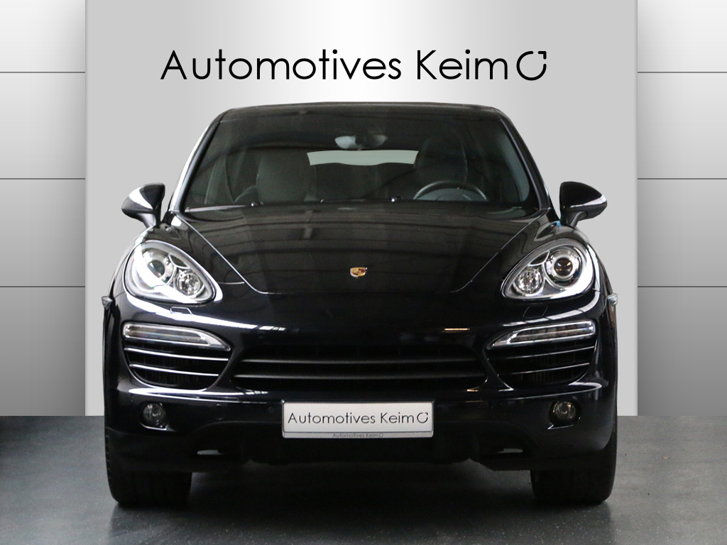 PORSCHE CAYENNE DIESEL Automotives Keim GmbH 63500 Seligenstadt Www.automotives Keim.de Oliver Keim 3975