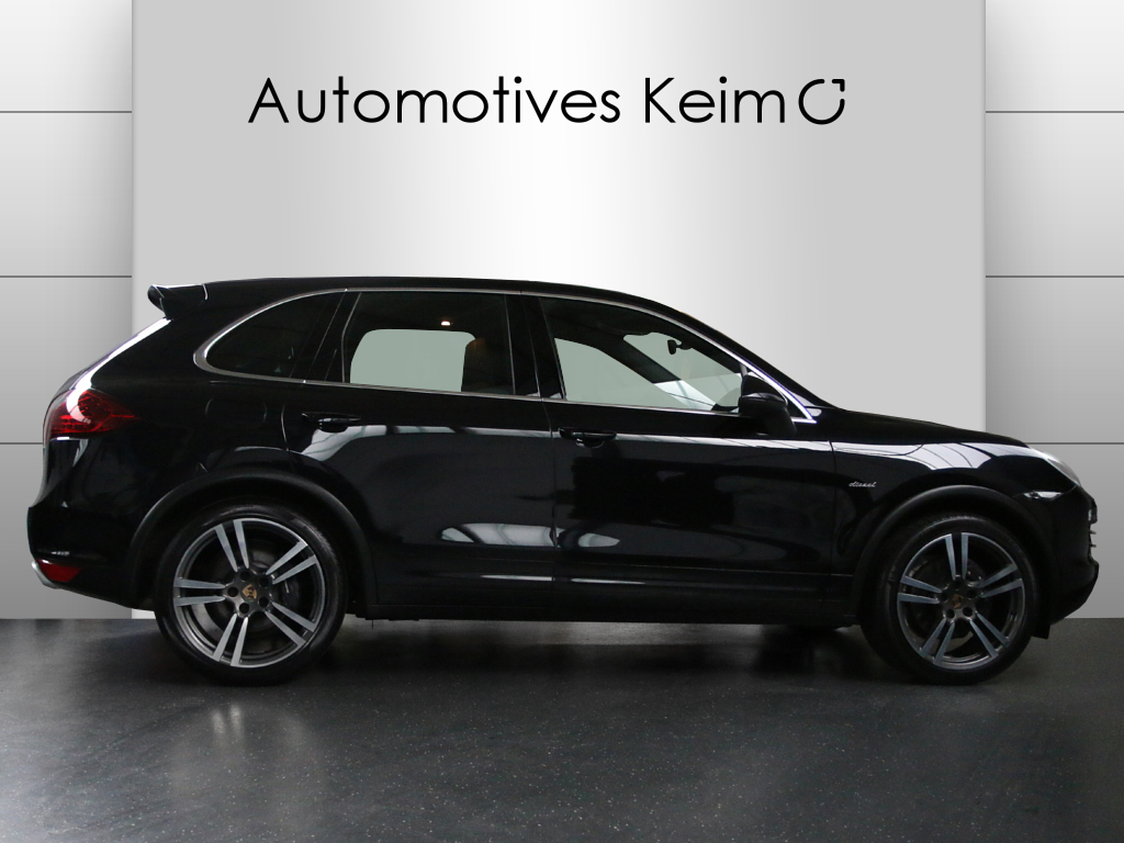 PORSCHE CAYENNE DIESEL Automotives Keim GmbH 63500 Seligenstadt Www.automotives Keim.de Oliver Keim 3976