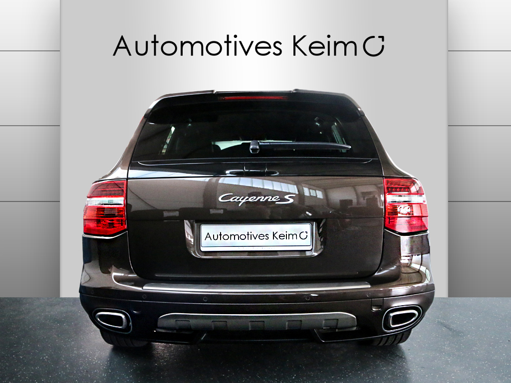PORSCHE Cayenne Automotives Keim GmbH 63500 Seligenstadt Www.automotives Keim.de Oliver Keim 2288